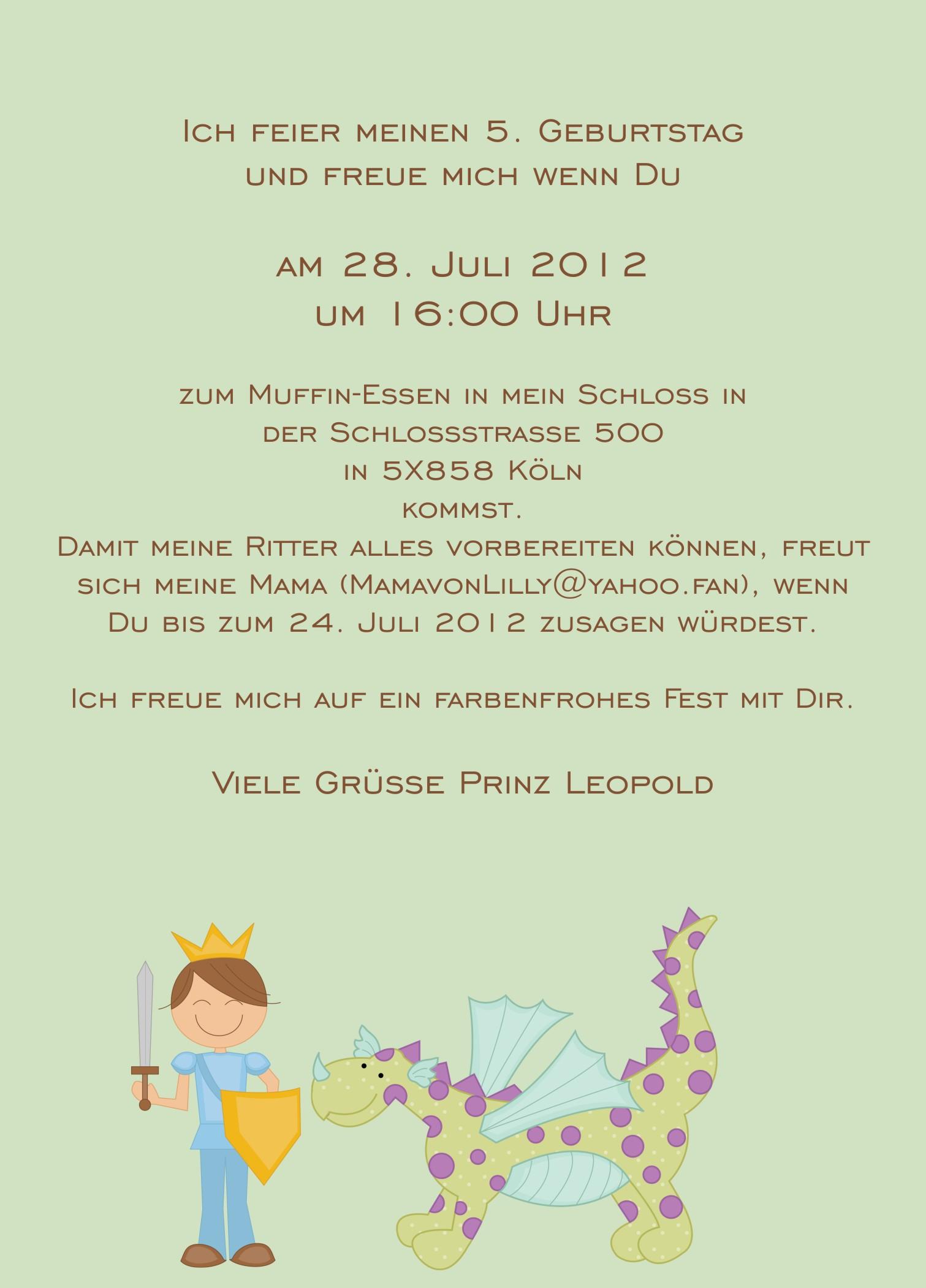4x Einladung Deko Kindergeburtstag Basteln Pictures to pin on ...