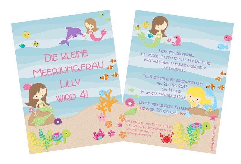 Text für einladungskarte kindergeburtstag