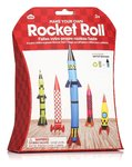 "Raketen-Bastel-Set ""Rocket Roll"""