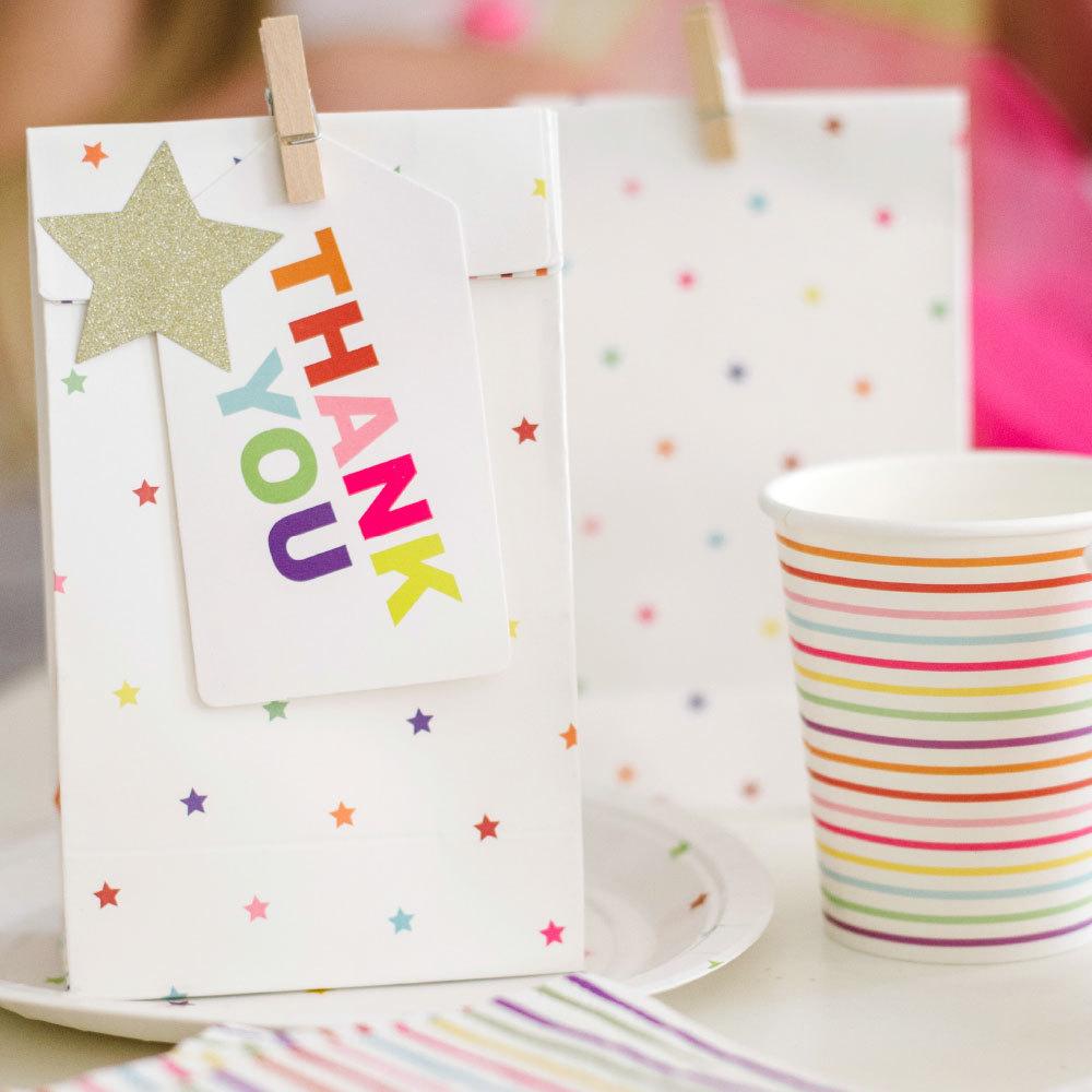 Basteln Malen Nähen 10 Schicke Papier Gastgeschenktüten
